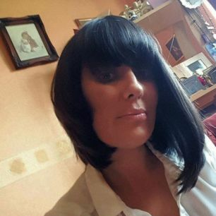14 Jet Black Haircut With Bangs